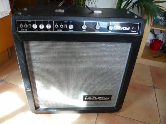 Amplificador de válvulas Tenoxy