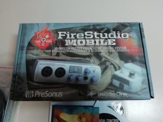 Presonus FireStudio Mobile