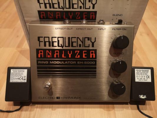 EHX Frequency Analyzer