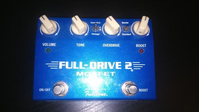 Fulltone fulldrive