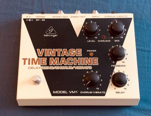 Behnringer VM1 Vintage Time Machine