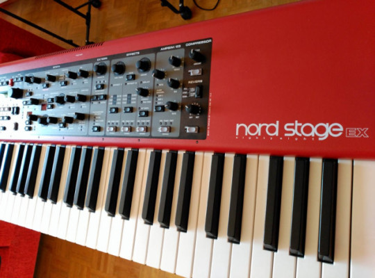NORD STAGE EX 88 TECLAS HAMMER ACTION