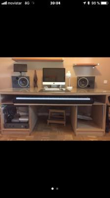 Mesa de sonido profesional