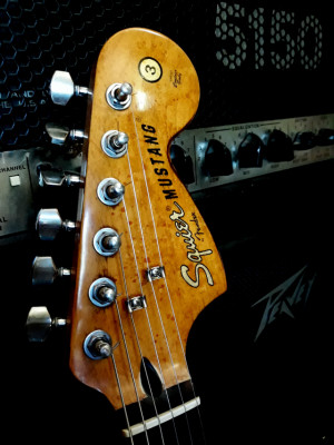 Fender Squier Limited Edition Mustang