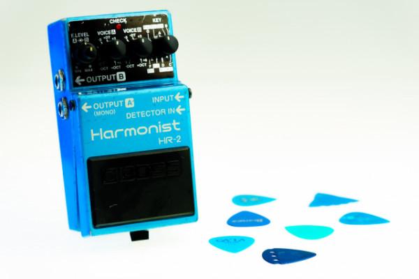BOSS HR-2 Harmonist- Octaver
