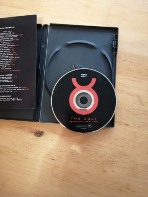 DVD The Cult