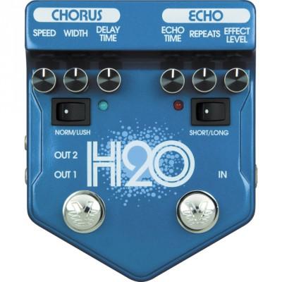VENDO DELAY/CHORUS VISUAL SOUND H2O