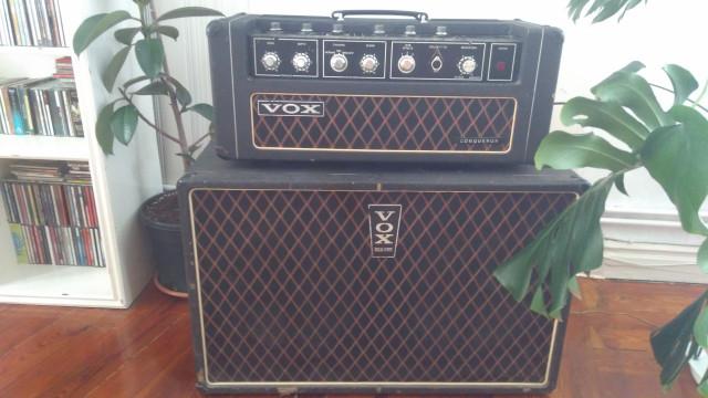 Vox Conqueror 60s