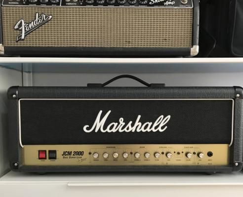 RESERVADO: MARSHALL JCM2000 DSL50 50W