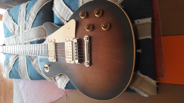 Gibson LP Classic 2007 Antique Vintage Sunburst