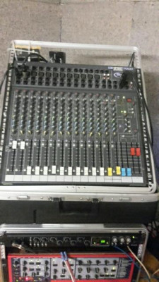 Soudcraft Spirit 20 canales