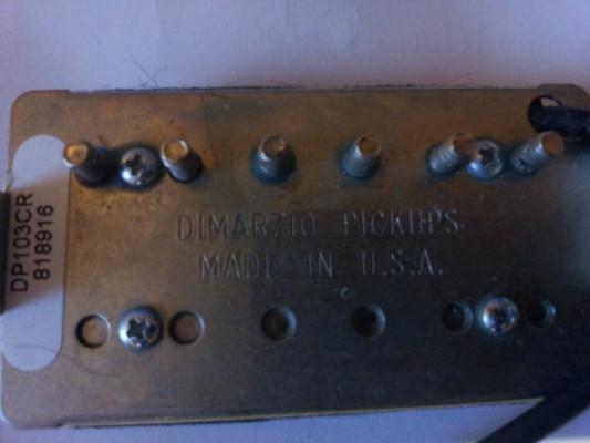 Pastilla Dimarzio DP103