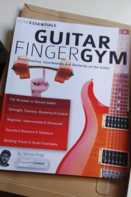 Libro The Guitar Finger-Gym: Build Stamina, Coordination, Dexterity and Speed on the Guitar