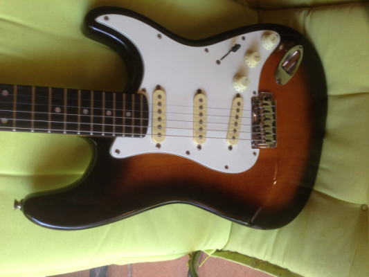 Stratocaster Hohner ST 59 Korea 90's