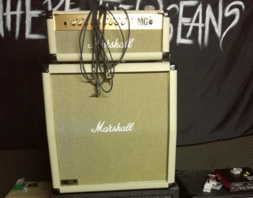 Marshall Mg100Fx (Edicion Limitada)