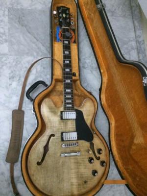 Greco SA-700 del 78 (Clón Gibson ES-335)