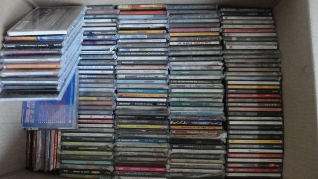 LOTE DE CDS ORIGINALES
