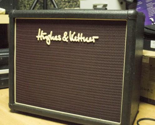 Amplificador Hughes & Kettner Edition Tube 20W