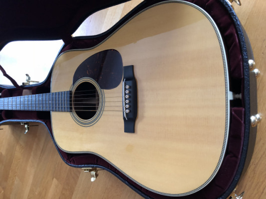 NUEVA MARTIN HD28 V  SERIE AUTHENTIC AND VINTAGE (ANTES MARQUIS)