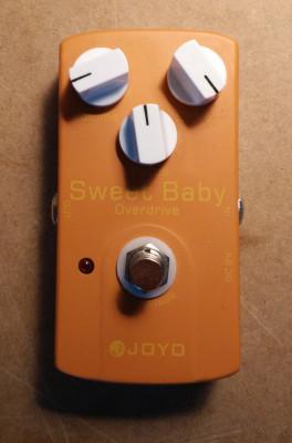 JOYO SWEET BABY OVERDRIVE + regalo