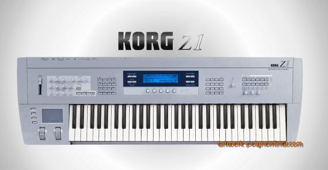 Compro Korg Z1