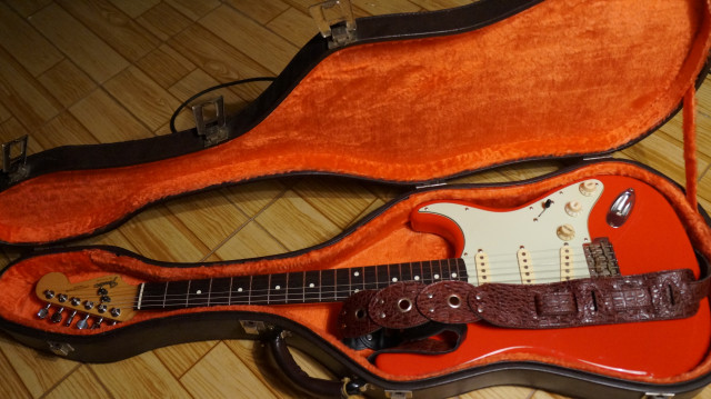 Fender Stratocaster Made in Japan Serial E