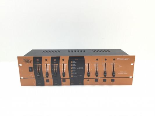 StarWay Cheyen - Sicodelico Dimmer Chase 4 canales y programador - Envío incluido - VENDIDO