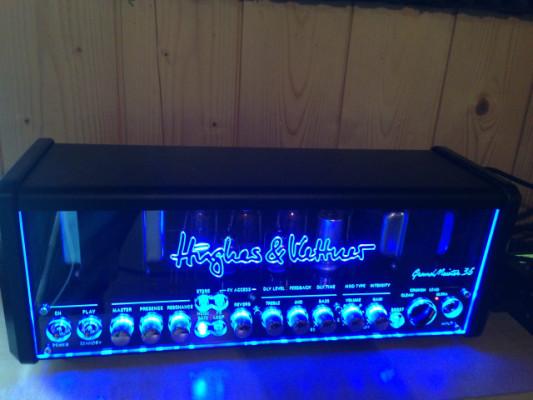 H&k grandmeister 36w + extras nuevo!!!