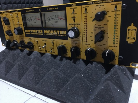 Compressor looptroter monster engineering