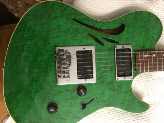 Starfield Cabriolet 1992 Green Made in Japan.