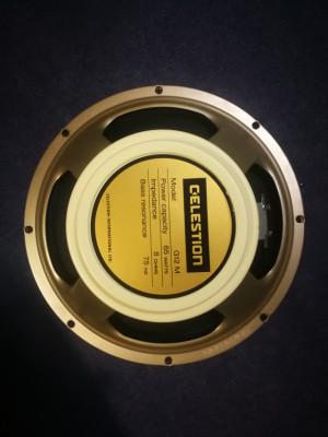 Celestion g12m 65 Creamback (8 Ohms)RESERVADO