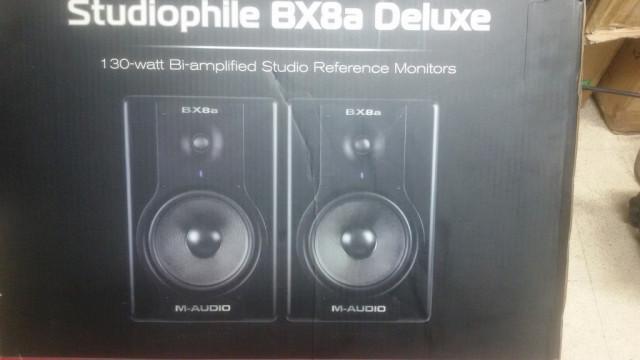 M-Audio Studiophile BX8A Studio Monitor