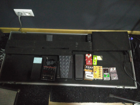 Pedalboard/Flightcase
