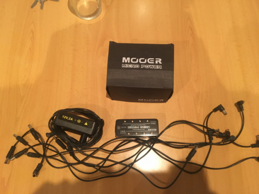 Mooer Micropower (ACEPTO CAMBIOS).