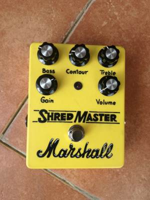 Cambiado, se va a mostoles!!! marshall shredmaster (clon)