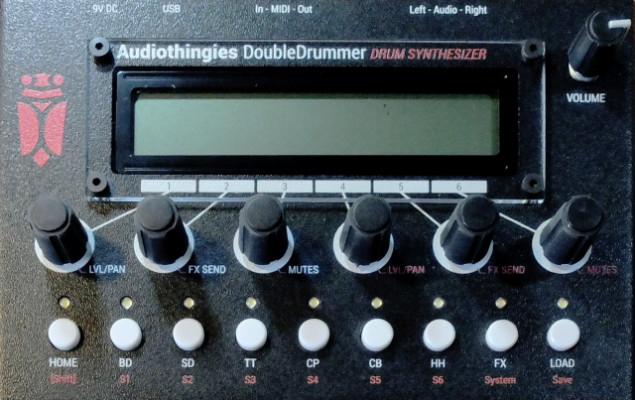 Audiothingies DoubleDrummer (rebajado)