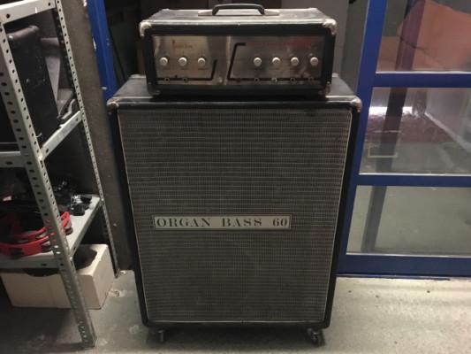 Amplificador válvulas Musicson