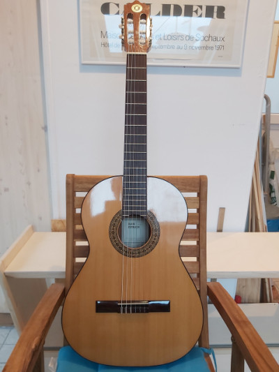 Guitarra clásica española Juan Estruch