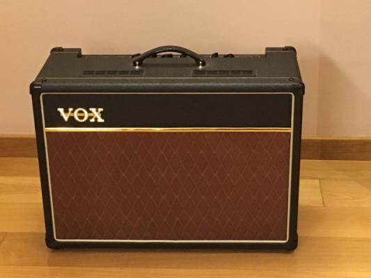 o Vendo: Amplificador Vox AC 15 Custom Classic 1X Blue Alnico