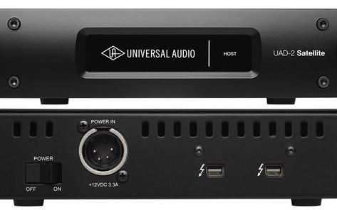 Universal Audio UAD-2 Satellite Octo Thunderbolt Ultimate 5