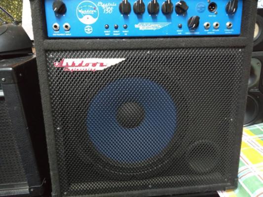 Ashdown eléctrico blue 150