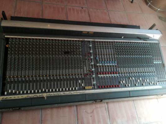 4 canales soundcraft vienna II enracados