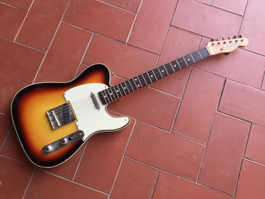 Telecaster MJT Wildwood / Fender (RESERVADA)