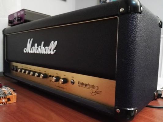 Marshall Vintage Modern 2466 + Rocktron Intellifex LTD