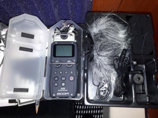 grabadora de audio digital Zoom H5