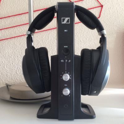 Auriculares inalámbricos Sennheiser RS-195 (o cambio)