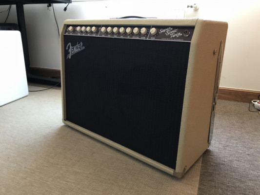 Fender SuperSonic Twin