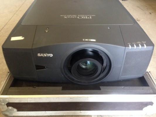 Proyecto sanyo plcx46
