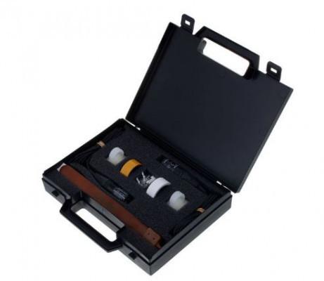 2 Micrófonos de contacto C-Ducer para PIANO acústico, guitarra, etc - stereo - NUEVOS sin usar.