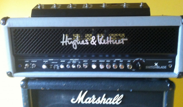 Hughes & Kettner Switchblade 100+ 212 Marshall